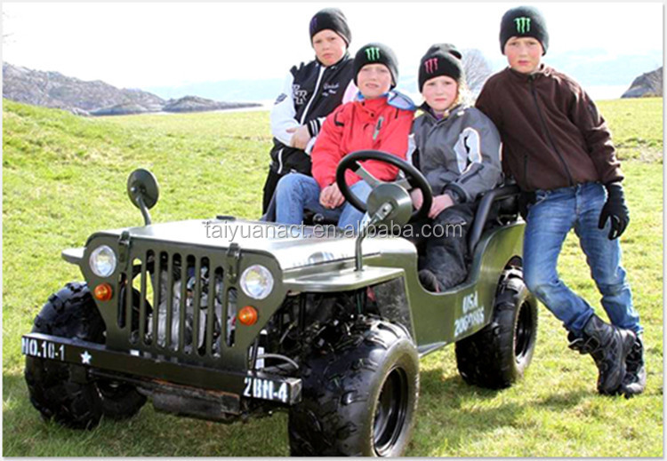 Sports 110cc Bikes-mini jeep/buggy/quad bike /four wheels motorcycle