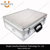 2015 Fashion Tool Case MDF/ABS Portable Aluminum Tool Box