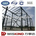 Industrial Warehouse light steel frame structure 1