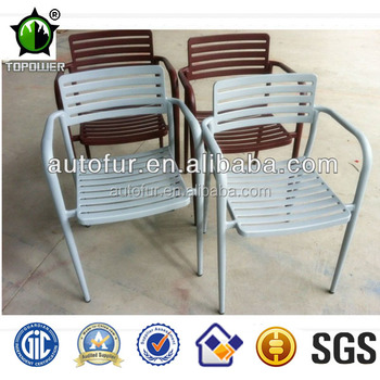 Metal Garden Chairs and Tables for Outdoor