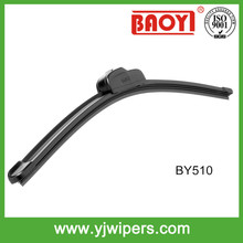 BY510 Factory Sale Car Power wiper blae car Wiper Blade with good steel