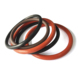 AS568 Standard Rubber O-ring/Silicone O-ring/Color Rubber O Ring Manufacturer