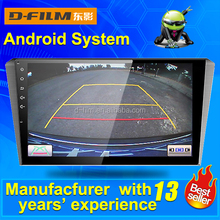 2 din car stereo for VW with gps navigation car dvd player