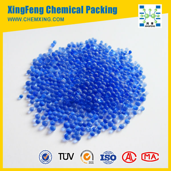 Blue Silica Gel chromatogrephy msds