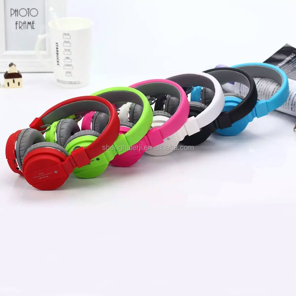 hot selling products computer accessories wireless bluetooth headphones for bluetooth function device