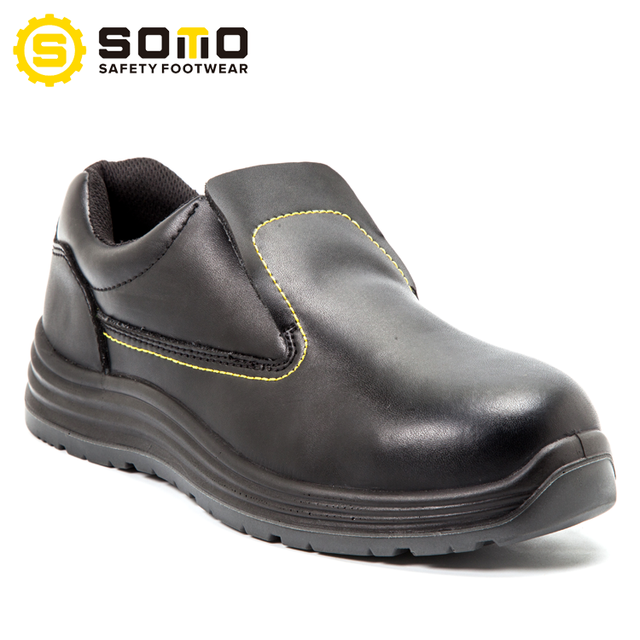SOMO Cheap Price Food Industry Antistatic Low Cut Working Safety Shoes