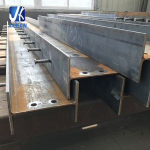 ISO certificate weld steel structural frame fabrication for steel building