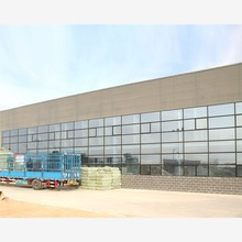 Alibaba website longspan steel structural vivid workshop data