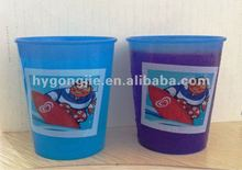 GJ-125, Taizhou,Gongjie, 2017 hot selling products, temperature Color Changed Plastic 3D Lenticular Cup