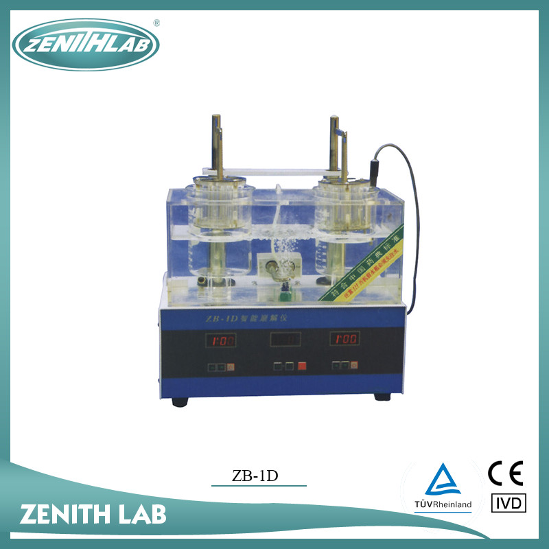 tablet laboratory Disintegration hardness Tester ZB-1D