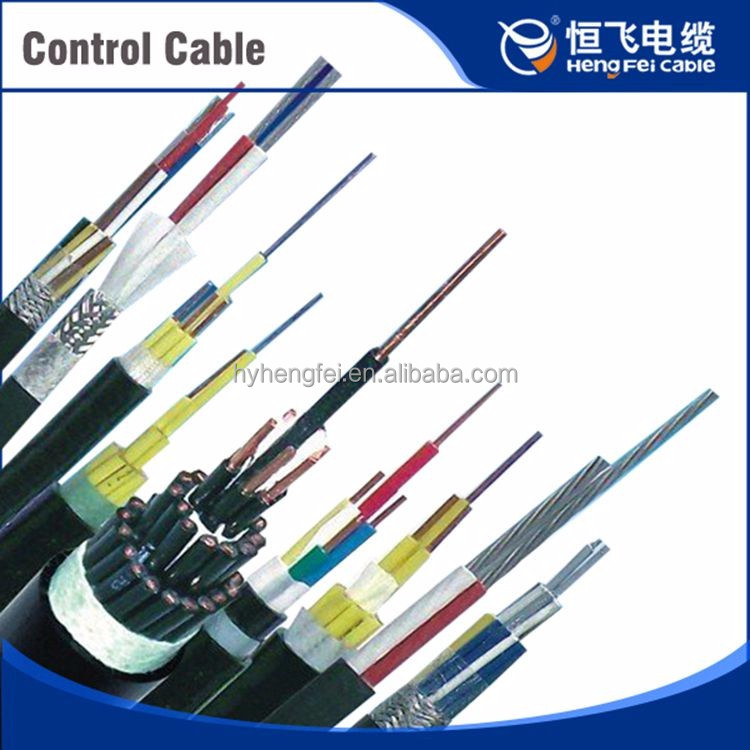 Top Quality Waterproof trenches laying control cable
