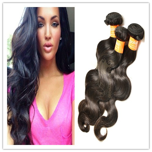 Washable and dyeable hot tape body wave 100% unprocessed mongolian hair