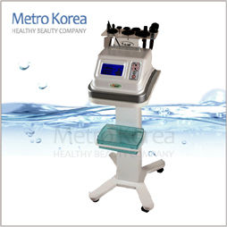 Radio frequency skin tightening and lifting rf equipment