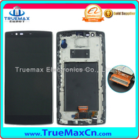 Mobile Phone Spare Parts LCD Touch Screen For LG G4 H815 LCD Digitizer Replacement With Frame