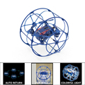 2016 Funny Item Mini Ball Drone with Wall Climbing