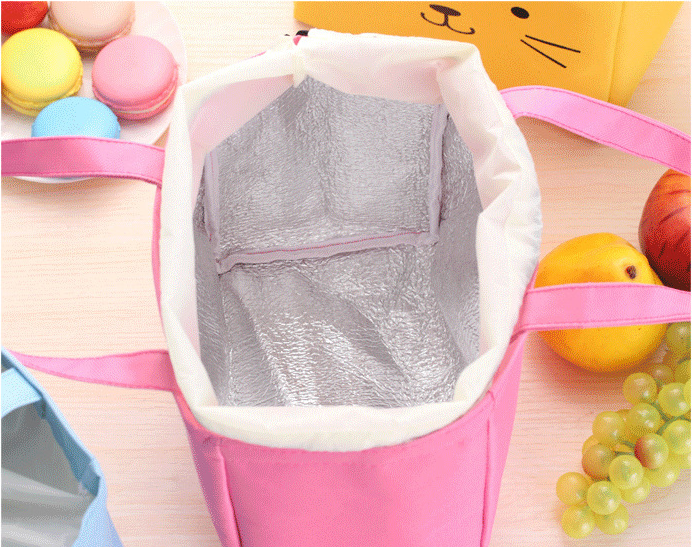 Factory price portable insulated ice cream cooler carry bag for medicine made in china