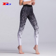 Großhandel Dri Fit Laufhose Custom Sublimation Druck Yoga Hosen Leggings