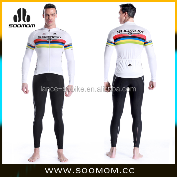 2015 Hot sale Special compression tights cartoon merino wool sublimation cycling jersey