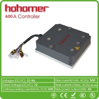 brushless dc ac motor controller for cheap electric car