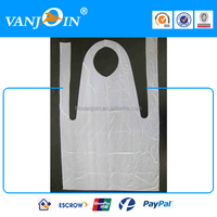 Plastic Disposable Different Types Of Aprons