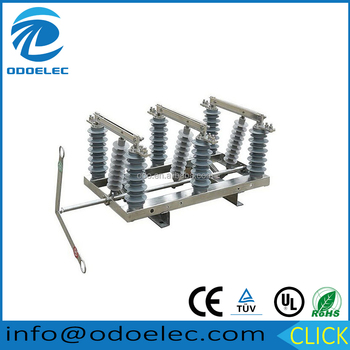 12KV outdoor Disconnecting Switch manufacturer