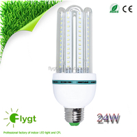 low price 3U led 12w energy saving light bulb e27 led corn light 4U 16w 23w 3000K 6000K hot in Jordan Egypt Dubai India