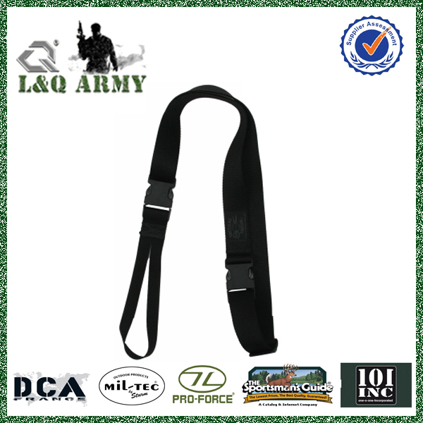 Single Point Sling Tactical Adjustable Bungee Gun Sling Rifle Sling
