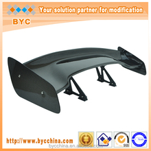 Factory Stock Carbon Fiber Car Spoiler with Spoiler Bracket for Universal Sedan