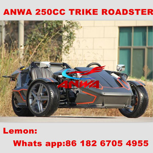 Trike Roadster ZTR 250cc trike 300cc trike scooter three wheel bicycle for adults