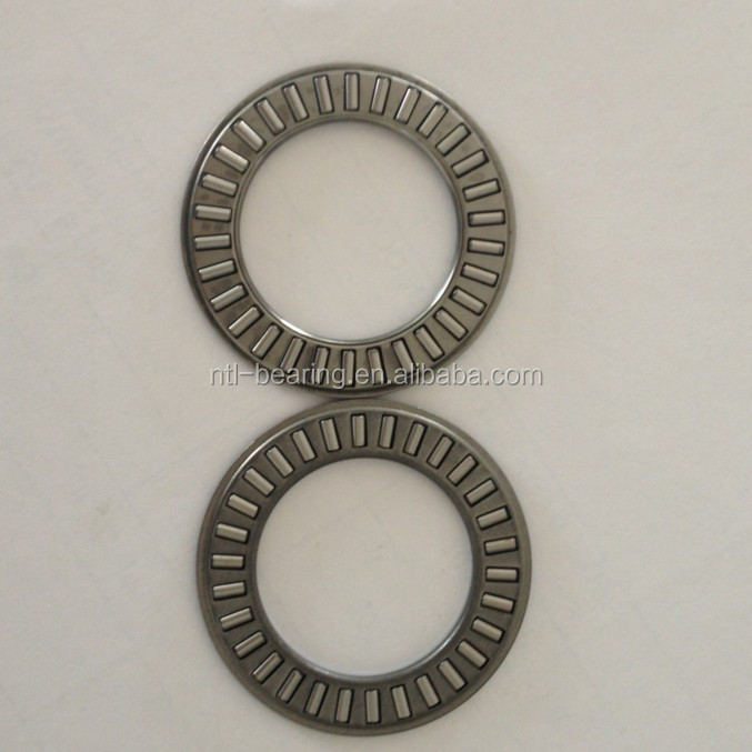 Flat NTA815 inch thrust needle bearing 12.7*23.8*1.98 mm