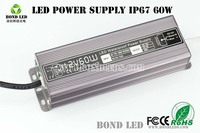 3 Years Warranty Constant Current 3W 4W 5W LED Driver Power Supply