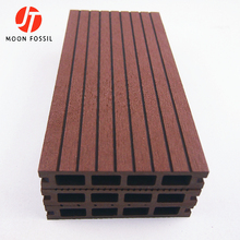 Factory New Type Hollow Plastic Wood Composite Sheet WPC Decking Board