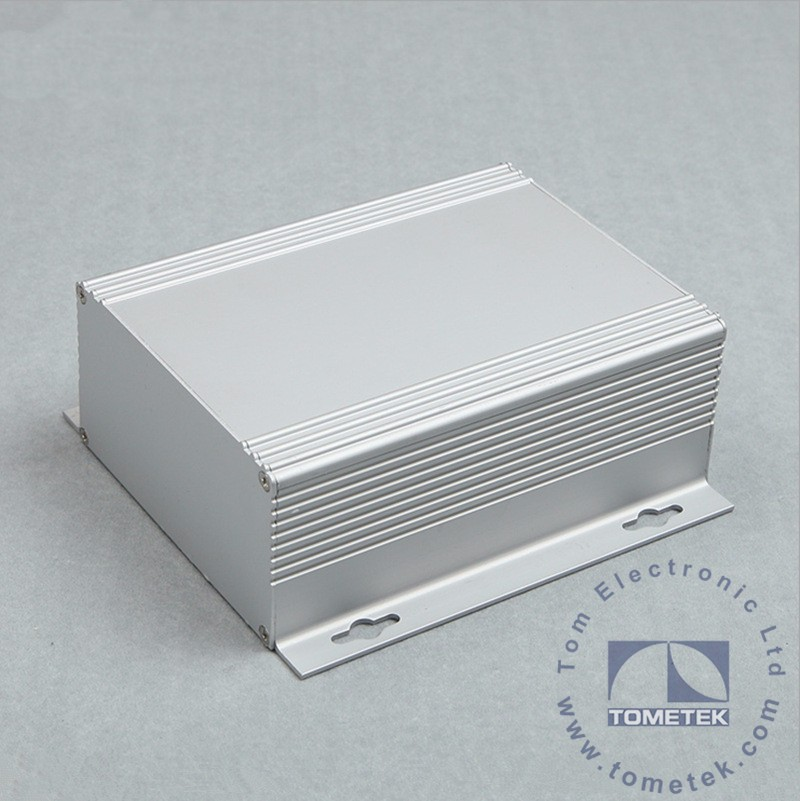61*147*155 mm extrusion aluminum metal enclosures for electronics