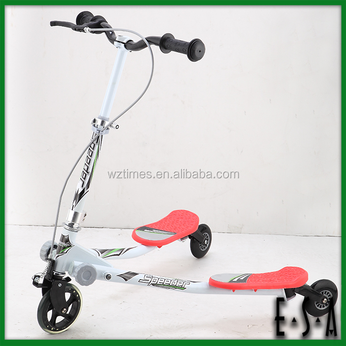 Hot China products wholesale two wheel scooter swing arm for adult G17B110