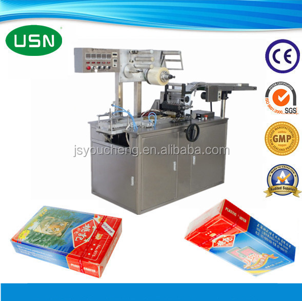 High Quality playing card /poker shrink packing machine