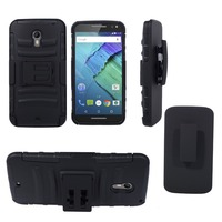 Shockproof 3 in 1 transformer durable combo robot alibaba wholesale mobile phone case for Motorola Moto X Style/XT1575