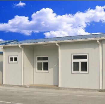 Low cost and easy assemble prefabricated house made in China