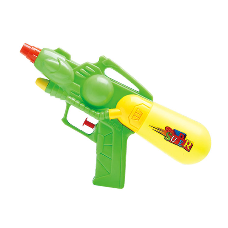 Solid Double Squirt Small Water Bead Gun Toy for Children