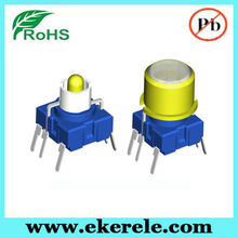 Waterproof on-off momentary push button switch 120v
