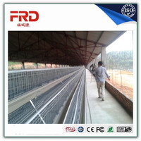 FRD Good Price Commercial Poultry Layer Quail Farming Cages And Quail Farming Equipment For Sale/Model Poultry Cage