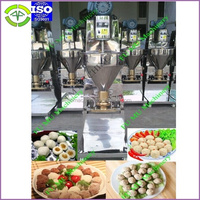 professional hot sale fish ball machine