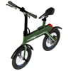 14 inch aluminium alloy portable electric bike disk brake excellent foldding bikes