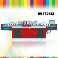 3D advertising posters uv printer with Ricoh print head