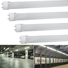 100-110lm/W 18W 4ft T8 LED Tube Bulb, Plug and Play, Equivalent to 36W Fluorescent