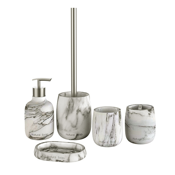 Natural Concrete Artificial Stone Toothbrush Holder