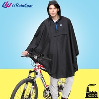 Cheap wholesale teenage bicycle raincoats