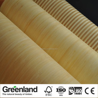 Bamboo Veneer for Skateboards Longboards