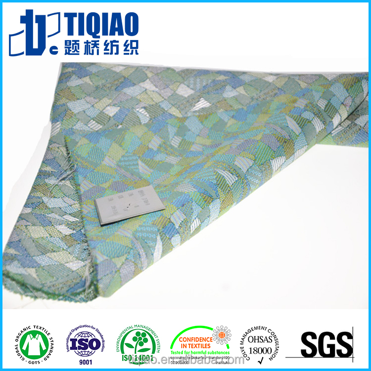 100% polyester car seat automobile fabric for wholesale