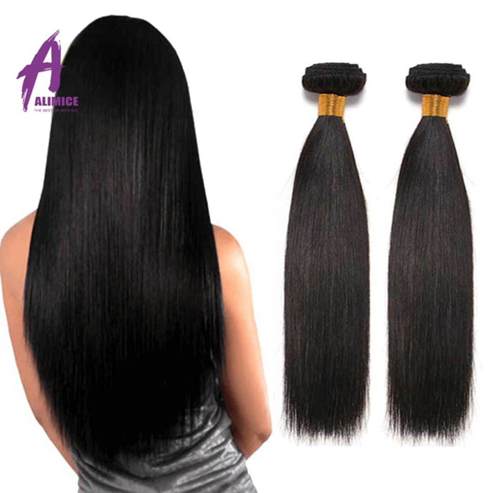 Cheapest Raw Unprocessed Virgin Indian Hair Weave 3pcs/lot Straight Wave Human Hair Extensions