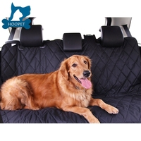 Luxury Waterproof Dog Car Seat Cover With Seat Anchors for Cars
